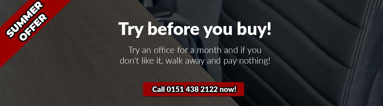 liverpool office rental summer offer